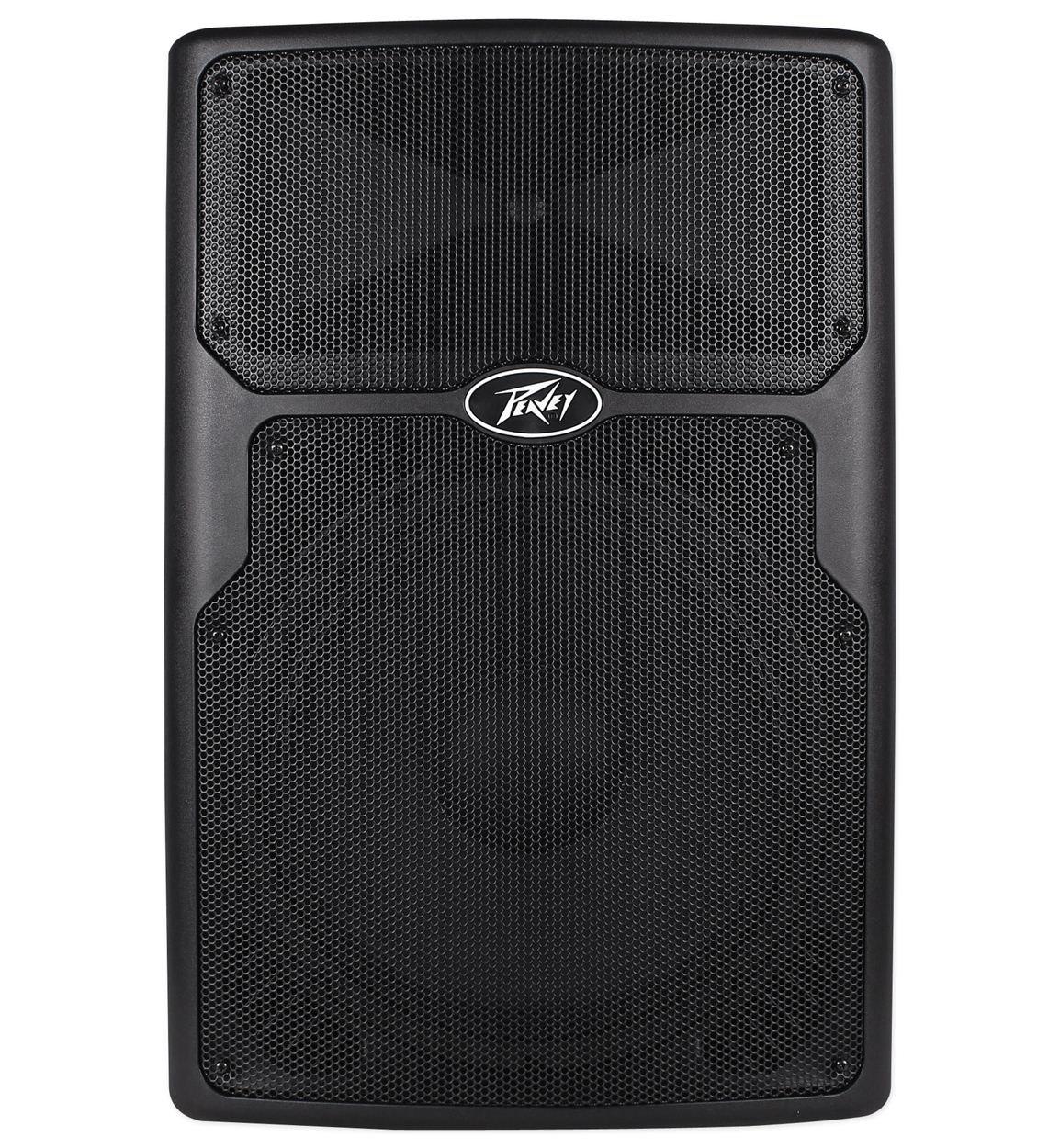 Peavey PVx15 15'' 800-Watt Passive PA Loudspeaker with RX14 Driver PVX Titanium Diaphragm Compression Driver