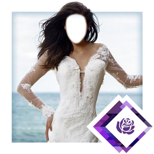 Fancy Idea Dress (Wedding Dress Outdoor Montage)