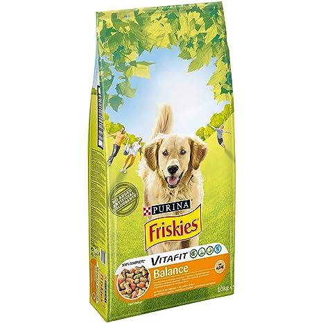 Friskies Comida para Perro Adulto Gamme Elegir: Amazon.es ...