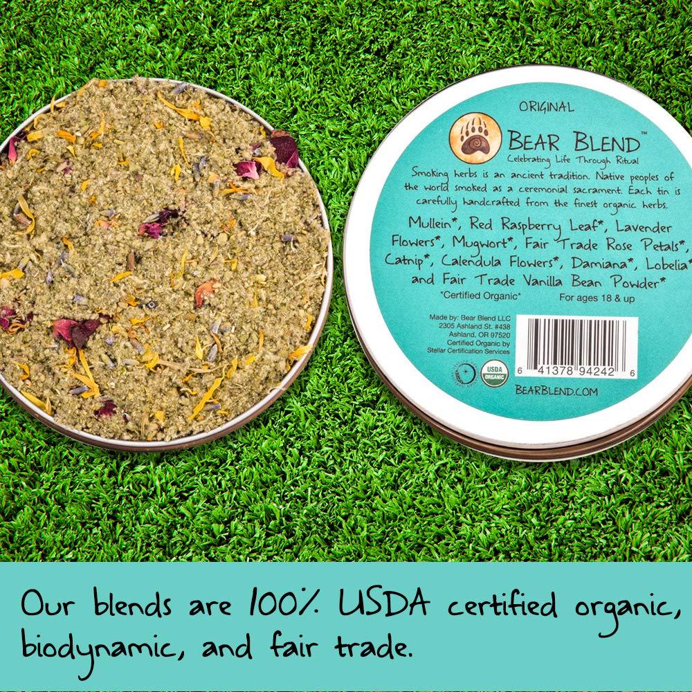 OG Bear Blend Herbal Ceremonial Blend