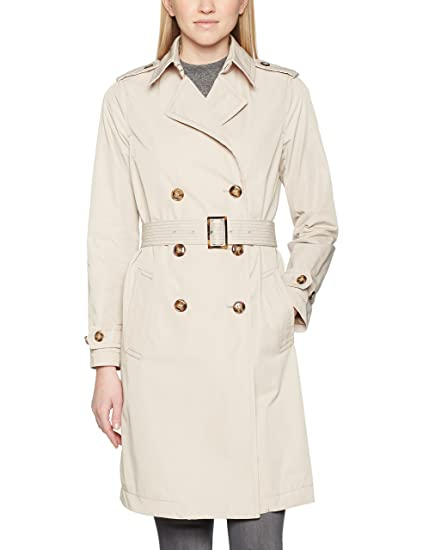 United Colors of Benetton Trench Coat with Belt, Abrigo para Mujer: Amazon.es: Ropa y accesorios