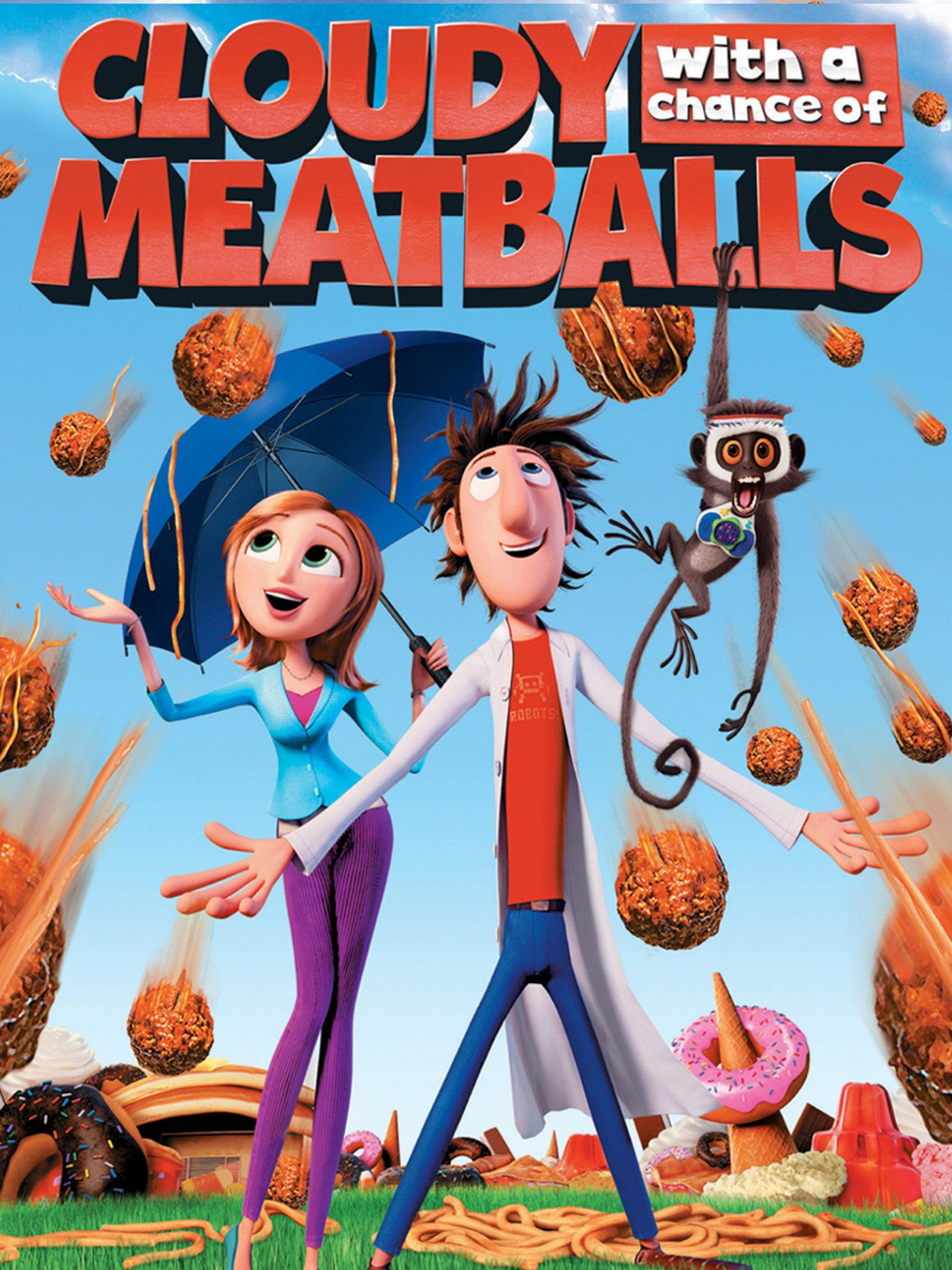 Amazon co uk: Watch Cloudy With a Chance of Meatballs