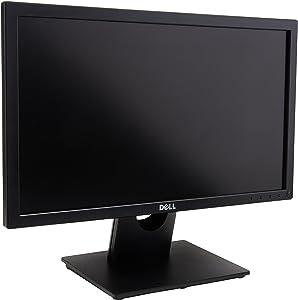 "Dell E2016H 20"" Screen LED-Lit Monitor,Black"