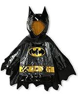 Western Chief Batman Rain Coat- Black