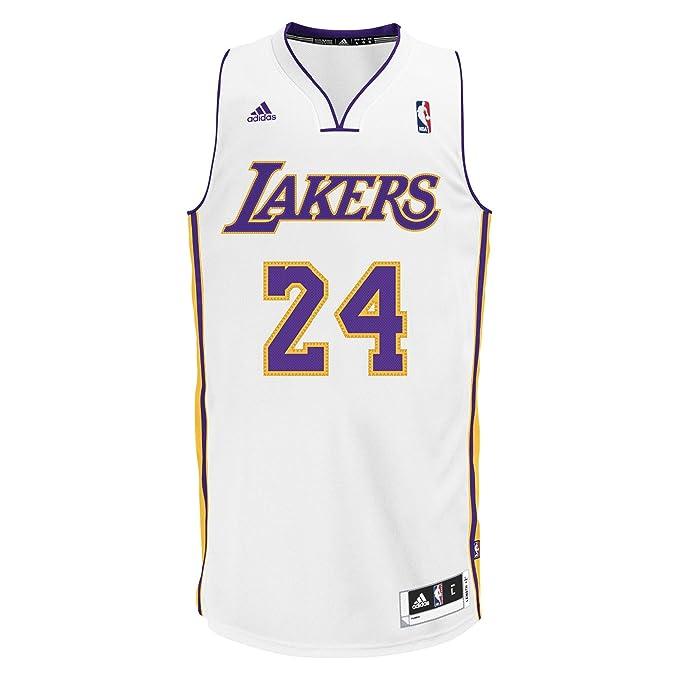 adidas - Maillot NBA Swingman Kobe de Baloncesto Lakers ...