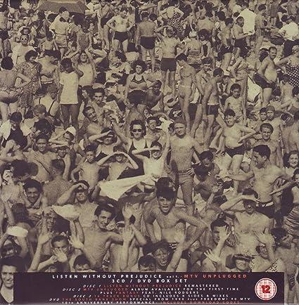 George Michael - Listen Without Prejudice / MTV Unplugged (3CD+1DVD Set) - Amazon.com Music