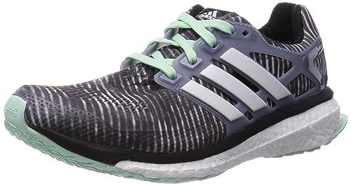 huge selection of 0ed74 50531 adidas Energy Boost ESM W Zapatillas de Running Para Mujer Negro, 37 13  Amazon.es Zapatos y complementos