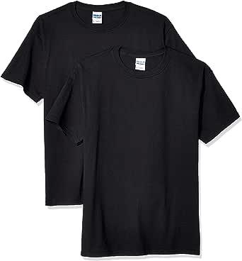 Gildan Unisex-Child Ultra Cotton T-Shirt, 2-Pack