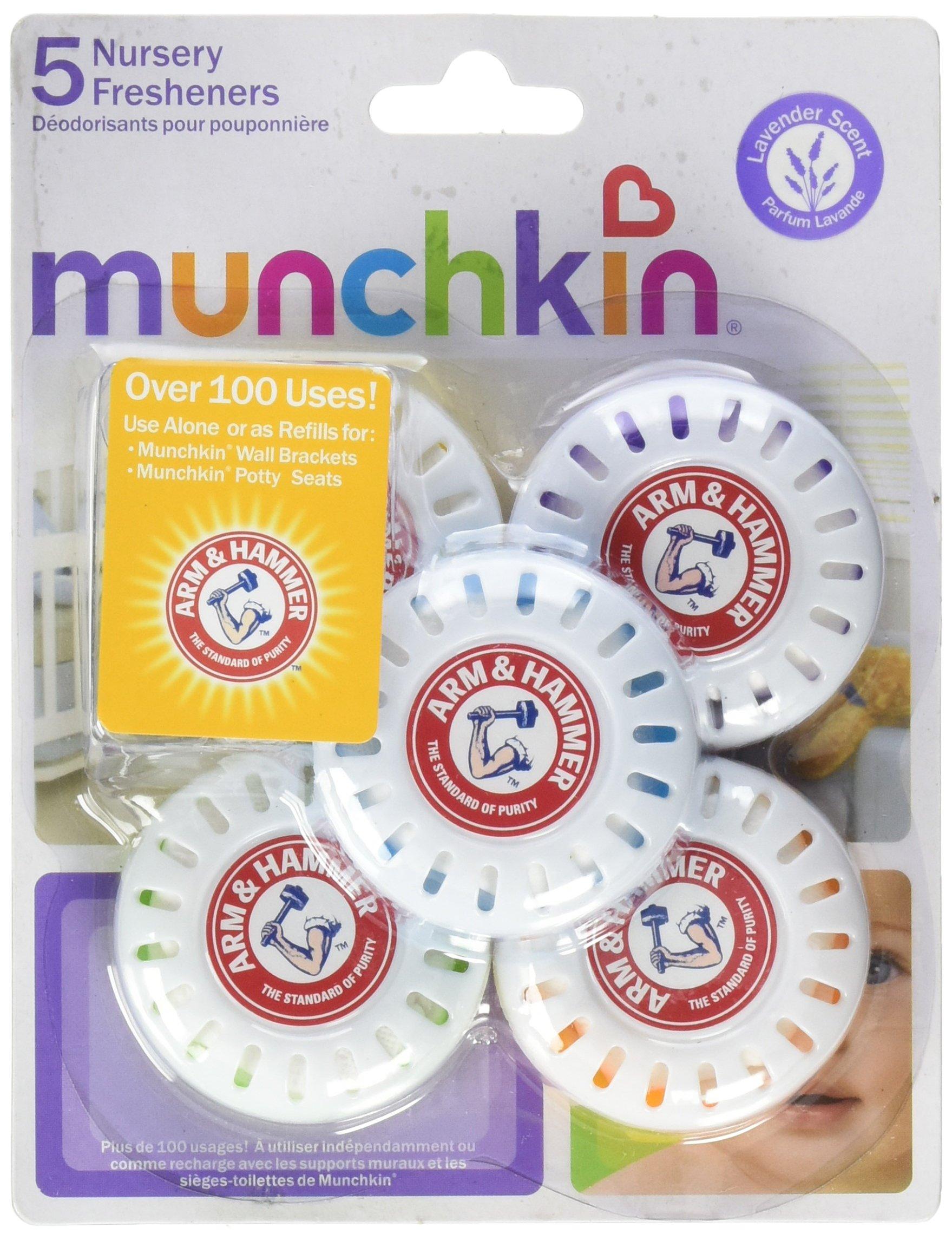 Munchkin Arm and Hammer Nursery Fresheners, Lavender/Citrus by Munchkin