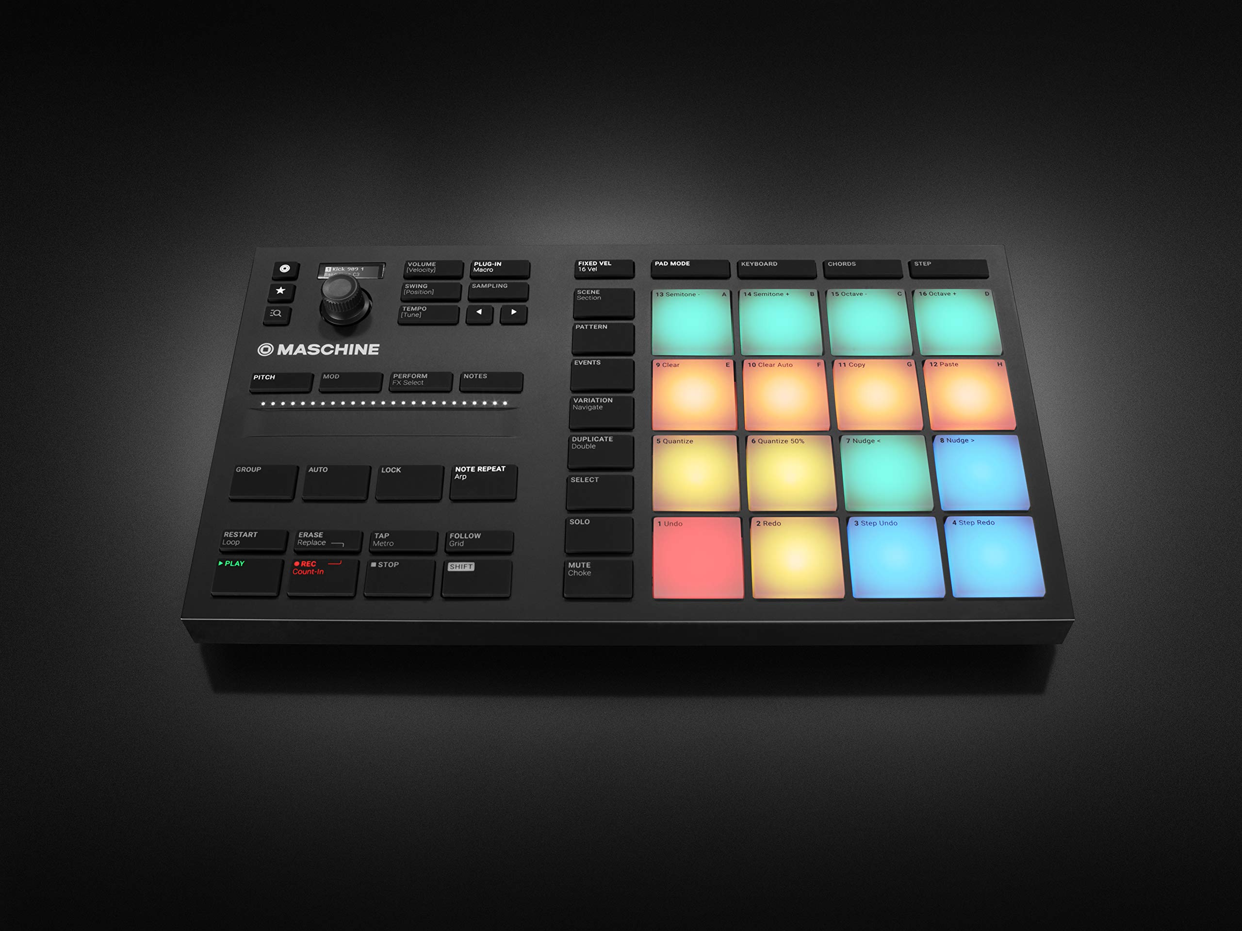 Native Instruments Maschine Mikro Mk3 Drum Controller by Native Instruments (Image #13)