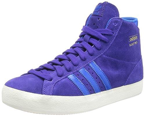 Adidas Originals Basket Profi W, Zapatillas Altas para Mujer: Amazon.es: Zapatos y complementos