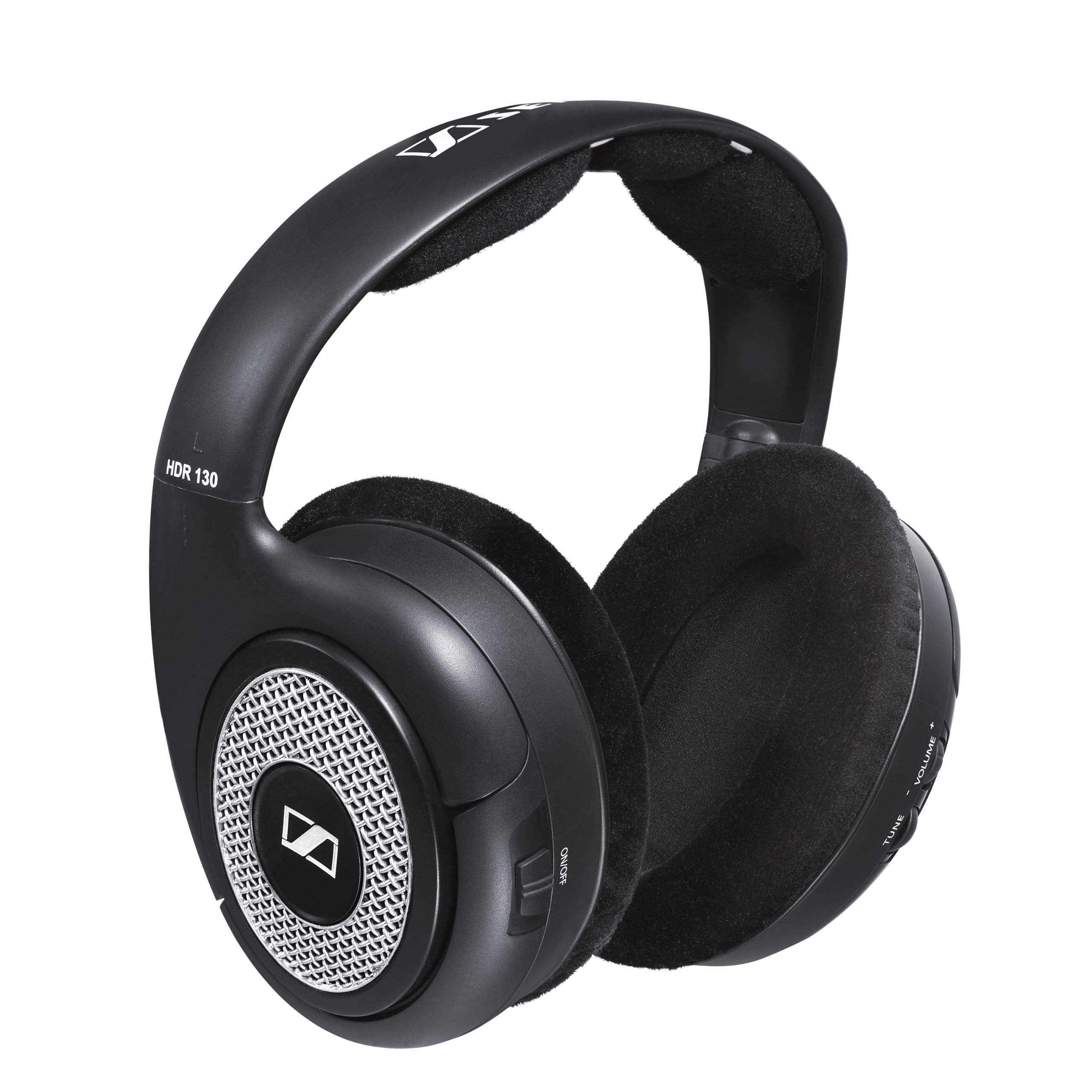Sennheiser RS 130 Wireless Surround Sound Headphones (Discontinued by Manufacturer)