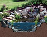 "Atlantic Water Gardens PS3900 Pond Skimmer, 6"" Weir Width"