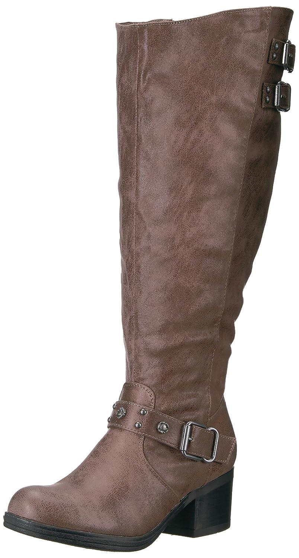 Carlos by Carlos Santana Women's Cara WC Fashion Boot B06XHV3QH1 5.5 M M US|Taupe