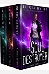The Soul Summoner Series: Books 7-9 (The Soul Summoner Boxsets Book 3) Kindle Edition
