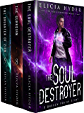 The Soul Summoner Series: Books 7-9 (The Soul Summoner Boxsets Book 3)