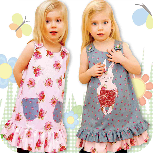Kids Sewing Pattern Girls Boys Sewing Patterns Learn How To