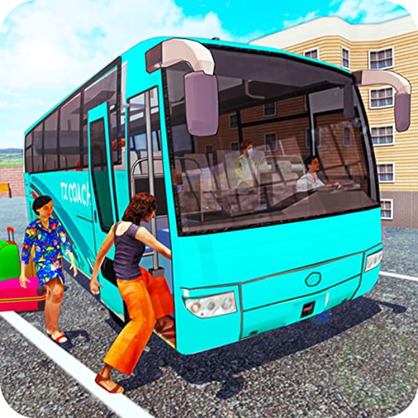 Amazon Com Modern Tourist Bus Offroad Bus Simulator New 2020 Real Life Bus Handling Game Coach Bus Appstore For Android