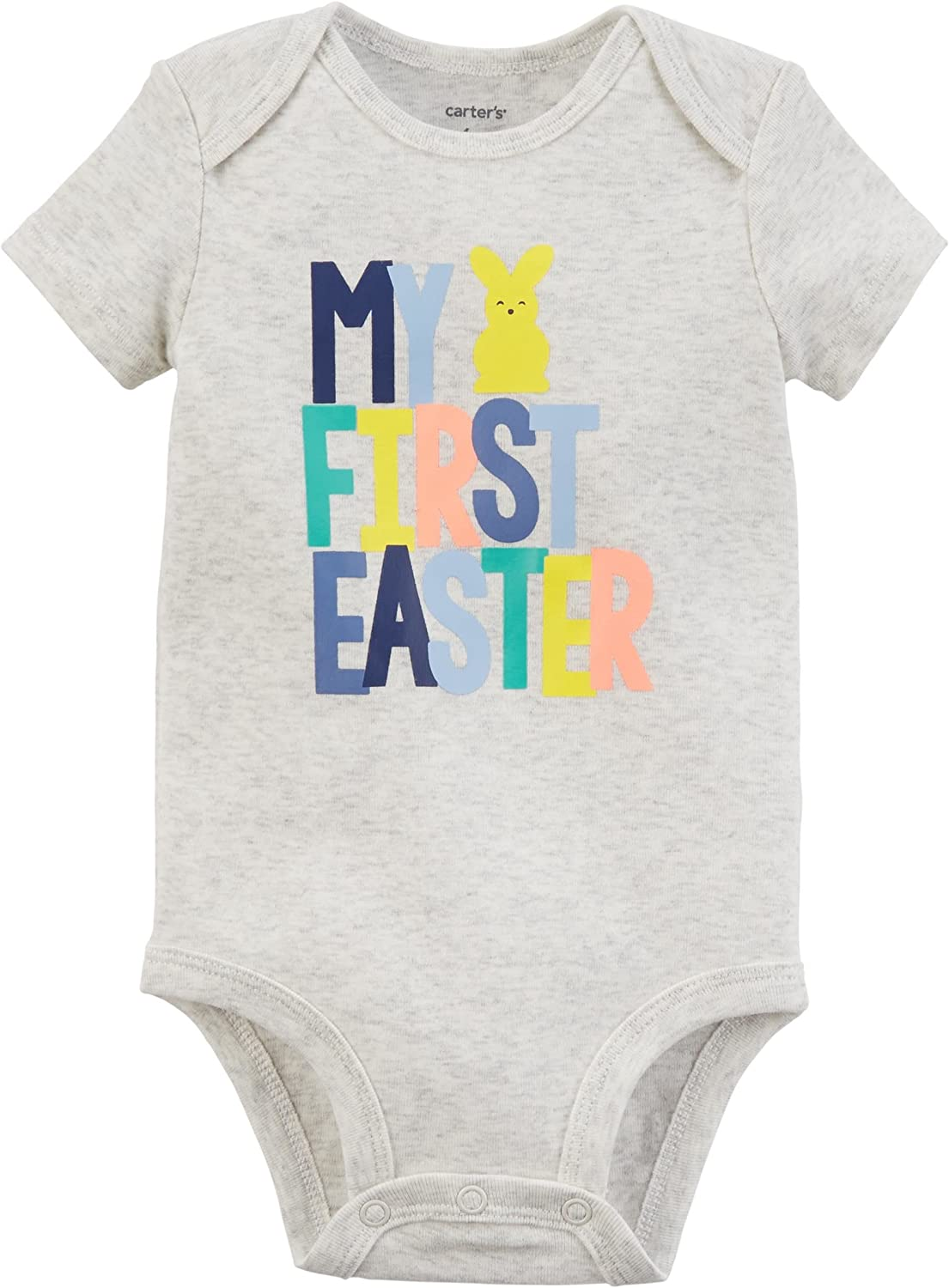 Carter\'s My First Easter Collectible Bodysuit - Newborn 815XVv2BP6FL