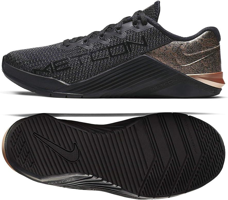 NIKE Metcon 5 X, Zapatillas de Deporte para Mujer