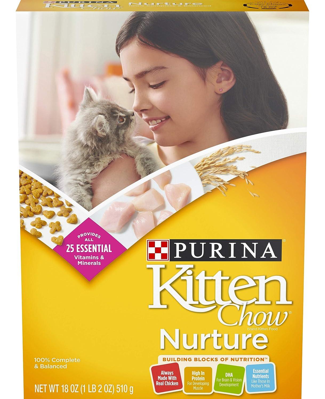 Purina Kitten Chow Nurturing Formula