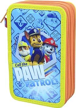 PAW PATROL - Estuche 3 Pisos Glitte, Chase (Cife 40472): Amazon.es: Juguetes y juegos