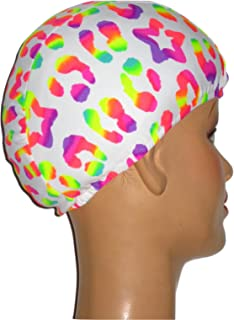product image for A Little Dab of Neon Toddler Lycra Swim Cap