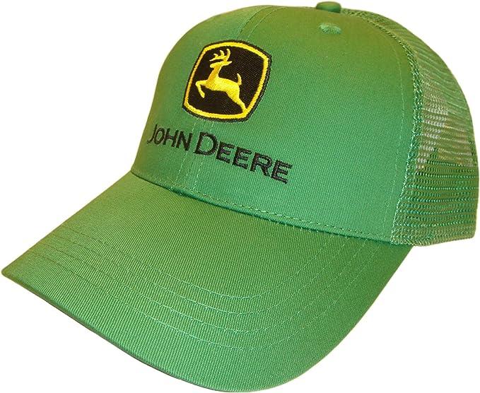 John Deere Gorra Verde: Amazon.es: Ropa y accesorios