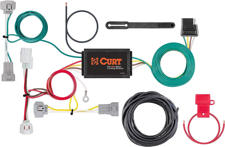 Curt Manufacturing 45260 Towing Wiring