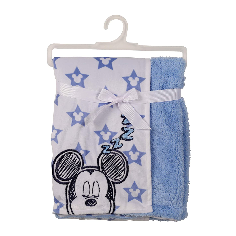 /Único 160 x 220 cm Aymax Spro Manta Disney Mickey