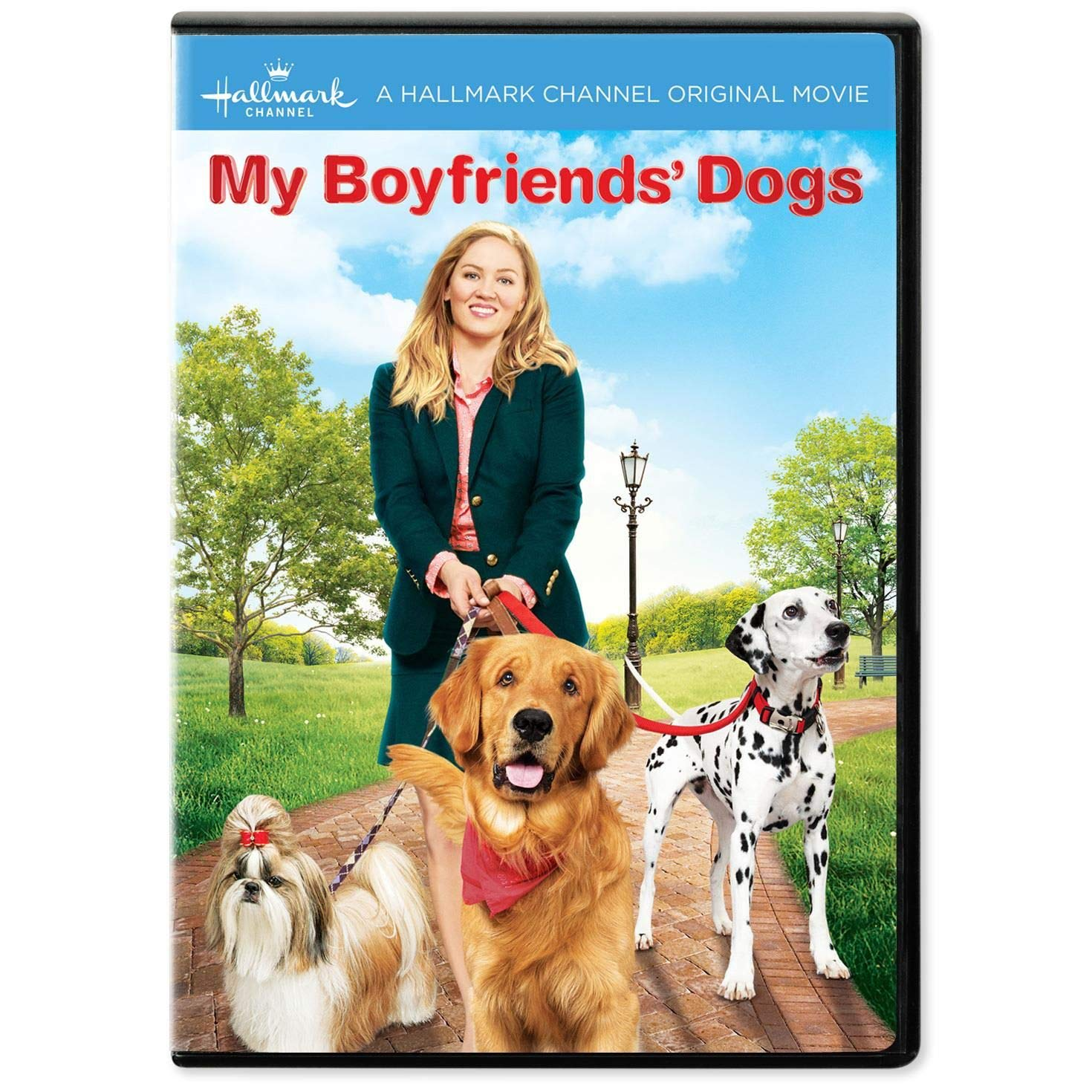 Hallmark My Boyfriends' Dogs Channel Romance