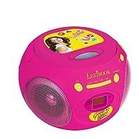 LEXIBOOK- RCD102SL - Radio lecteur CD Soy Luna