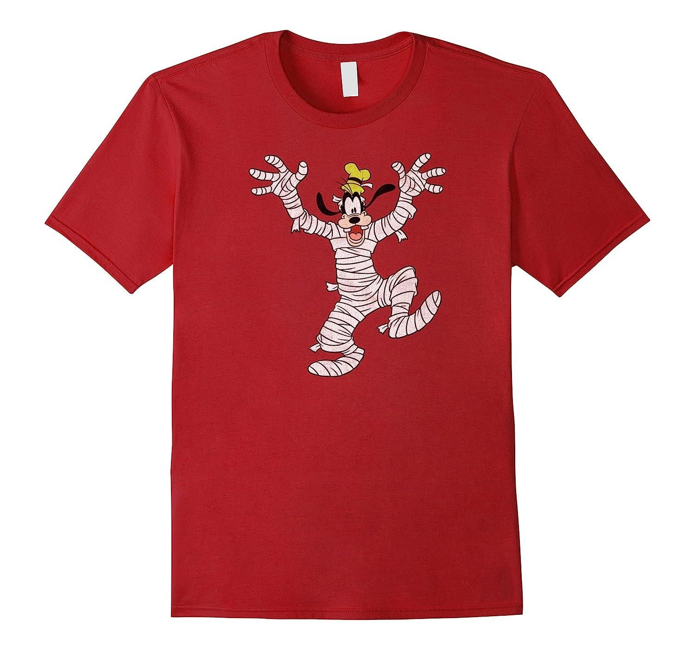 Disney Halloween Goofy Mummy T Shirt