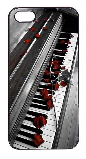 coque iphone 5 piano