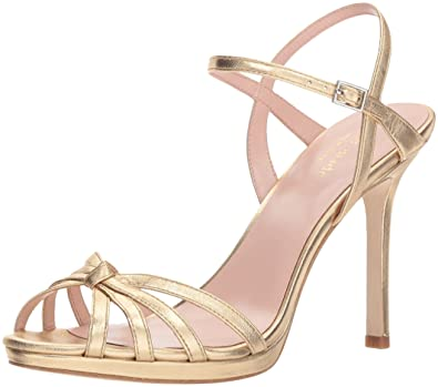 2dd4051408c6 Amazon.com  Kate Spade New York Women s Florence Heeled Sandal  Shoes