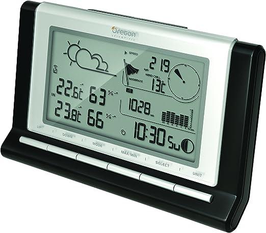 Oregon Scientific WMR89 Estación meteorológica Profesional ...