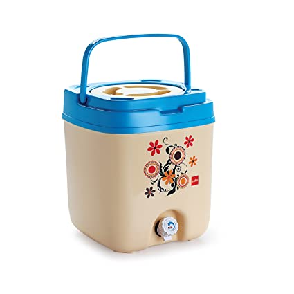 63b85eb5e0 Buy Cello Cool Trac Plastic Insulated Water Jug, 20 litres, Blue ...