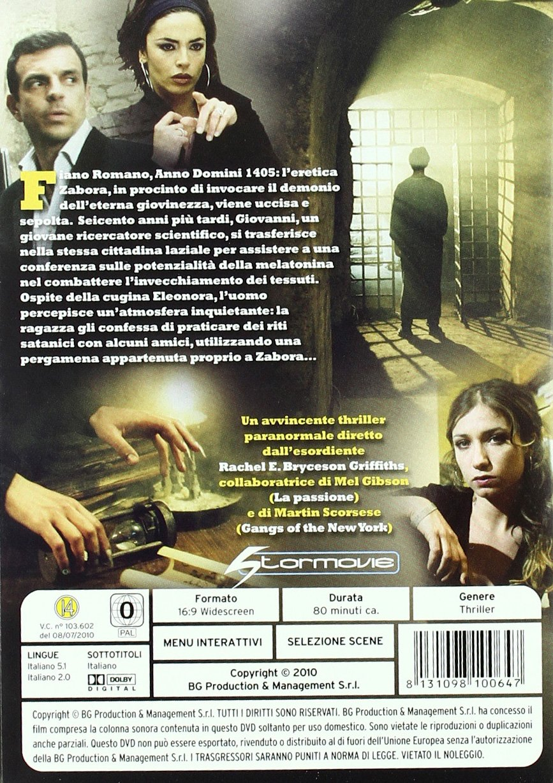 Dekronos - Il Demone Del Tempo [Italia] [DVD]: Amazon.es: Andrea Riccardo Bruschi, Francesca Rettondini, Naike Rivelli, Rachel Griffiths: Cine y Series TV