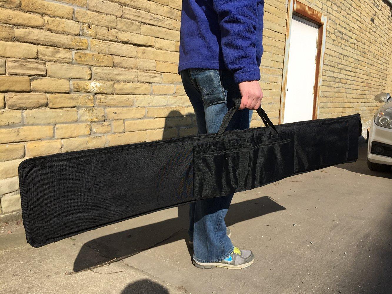 GUIDE RAIL BAG CARRY CASE FOR MAKITA SP6000 1.4M GUIDE RAILS GUIDE TRACK BAG