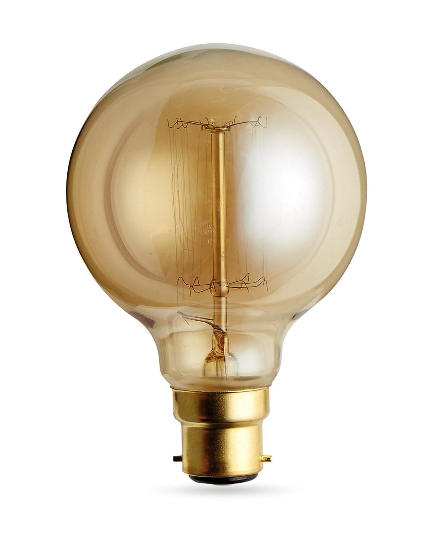 Vintage Edison Bulbs G80 B22 60W Bayonet Filament Antique Decorative Energy Saving Edison Bulb