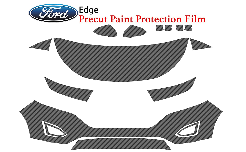 Toyota FJ Cruiser 2007-2014 PreCut 3M Scotchgard Paint Protection Clear Bra Kit
