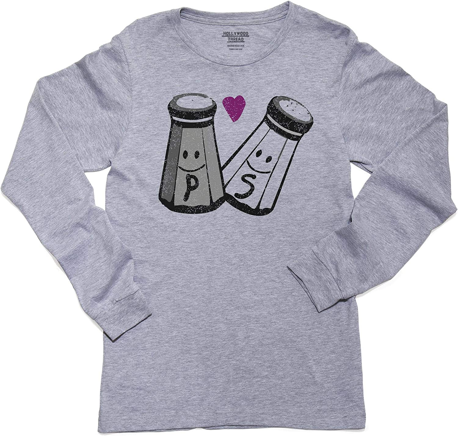 inktastic You Had Me at Pickles Toddler Long Sleeve T-Shirt