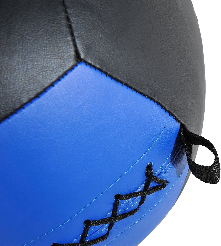 HOMCOM Wall Ball Balón Medicinal 6 kg Crossfit Fitness sintética ...