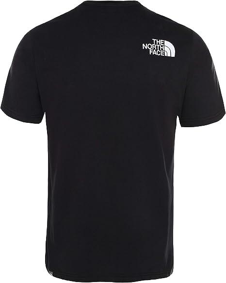 The North Face Himalayan - Camiseta para Hombre, Color TNF Black ...