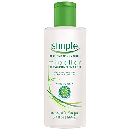 Review Simple Kind to Skin