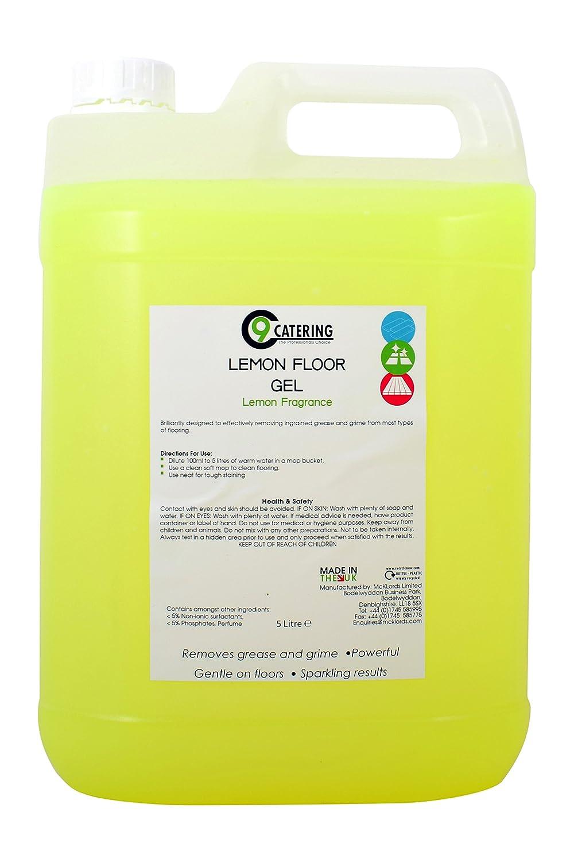 C 9 Catering Lemon Floor Gel