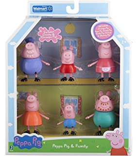 Phenomenal Amazon Com Peppa Pig Lights Sounds Family Home Feature Onthecornerstone Fun Painted Chair Ideas Images Onthecornerstoneorg