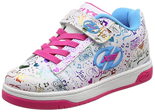 HEELYS Dual Up 770590 - Zapatos Dos Ruedas para niñas, Color, Talla 32: Amazon.es: Zapatos y complementos