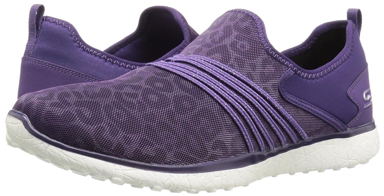 52f41461 Amazon.com   Skechers Sport Women's Microburst Underwraps Fashion Sneaker,  Purple, 9 M US   Walking