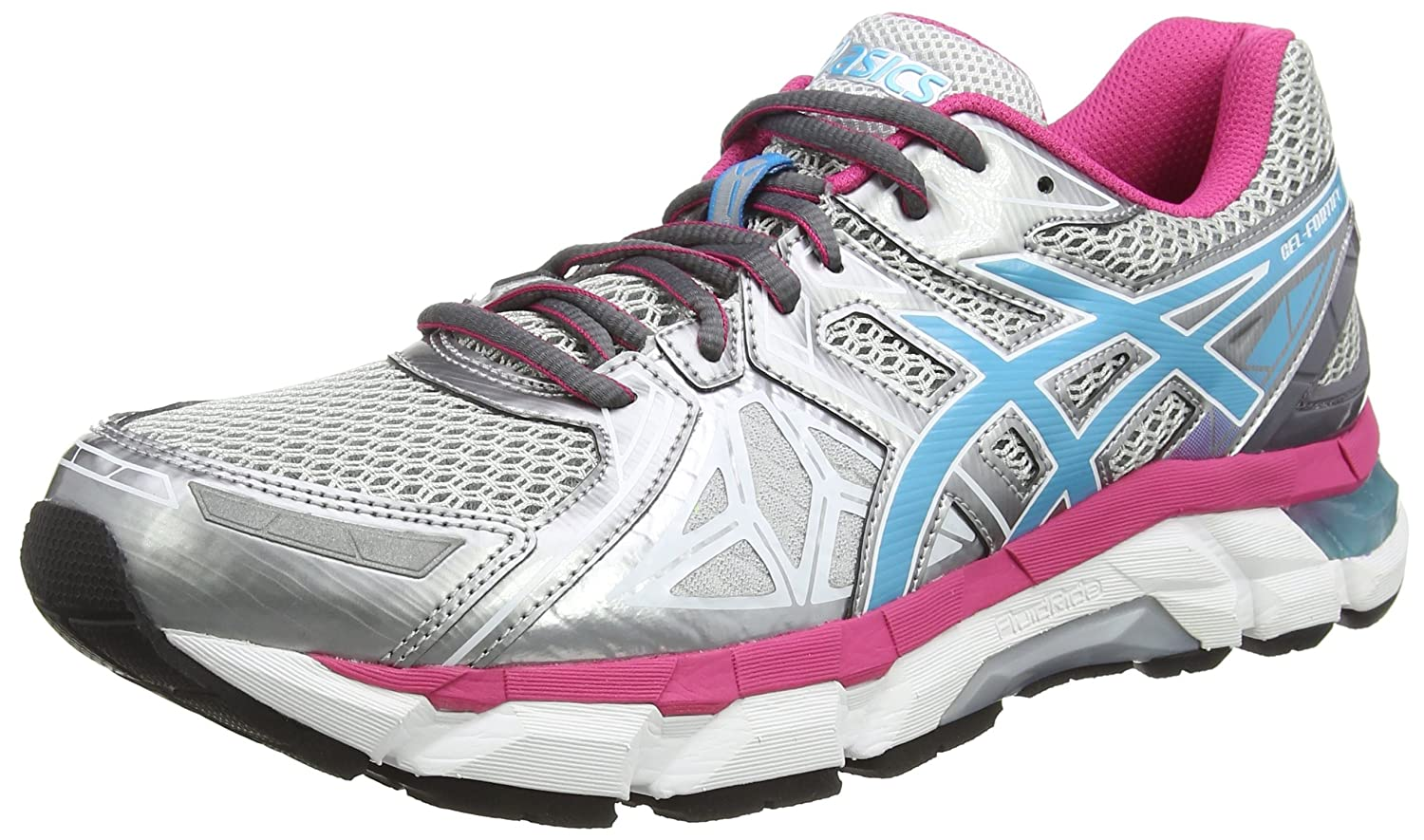 Asics Gel Fortify Chaussures de Running Comp tition Femme